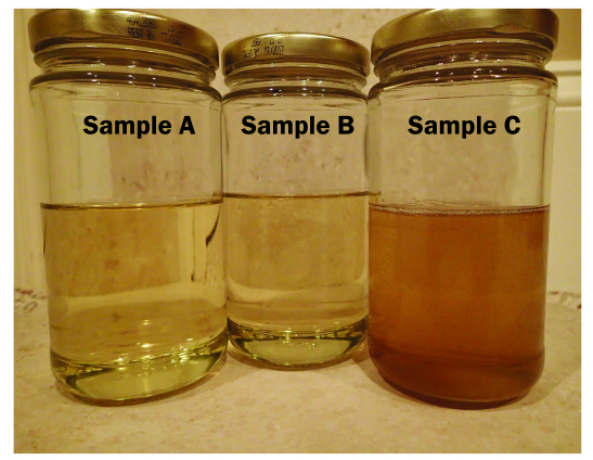 Sample Oils
